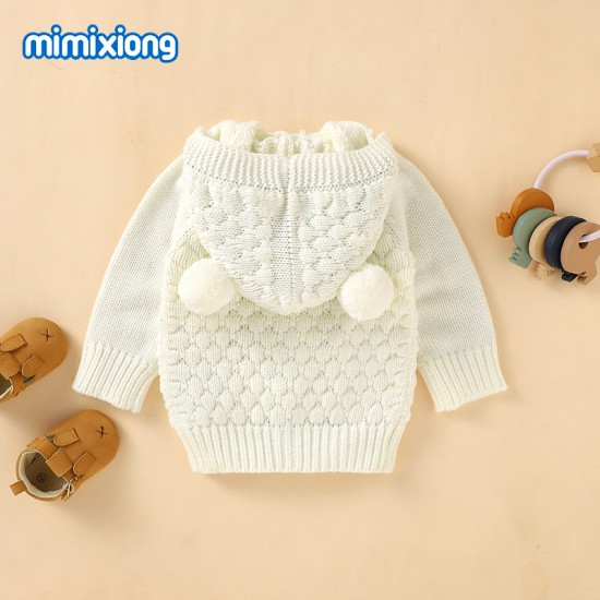 Mimixiong Baby Knitted Coat 82W566