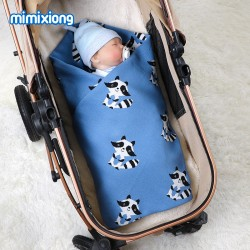Mimixiong 100% Cotton Baby Knitted Blankets 82W782