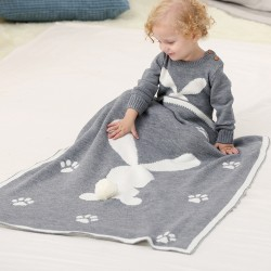 Mimixiong Baby Knitted Blankets 82W273