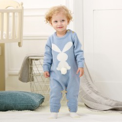 Mimixiong Baby Knitted Romper 82W282