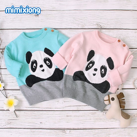 Mimixiong Baby Knitted Sweater 82W293