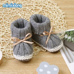 Mimixiong Baby Knitted Shoes 82W330