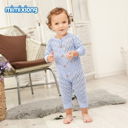 Mimixiong Baby Knitted Romper 82W355