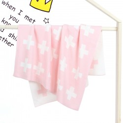 Mimixiong Baby Knitted Blanket 82W381