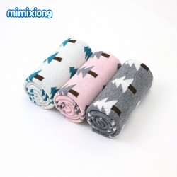 Mimixiong Baby Knitted Blanket 82W382