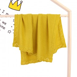 Mimixiong Baby Knitted Blanket 82W392