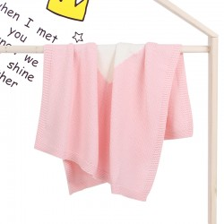 Mimixiong Baby Knitted Blanket 82W419