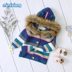 Mimixiong Baby Knitted Coats 82W448