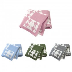 Mimixiong Baby Knitted Blankets 82W458