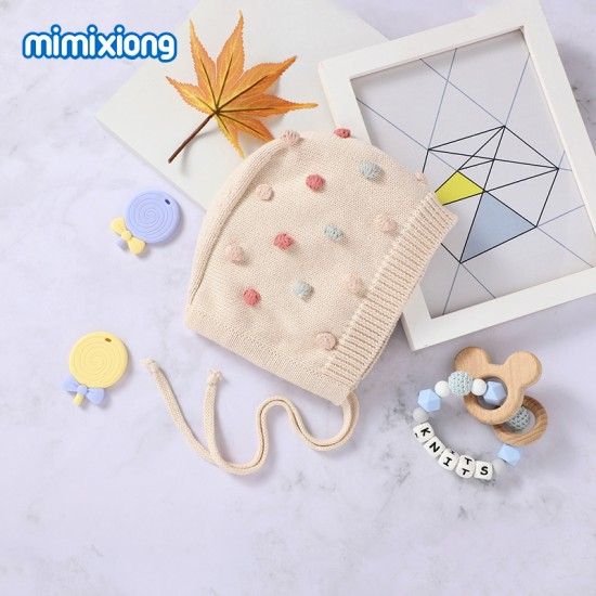 Mimixiong Baby Knitted Hats 82W630