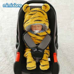 Mimixiong Baby Knitted Sleeping Bag 63S185