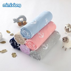 Mimixiong 100% Cotton Baby Knitted Blankets 82W670