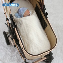 Mimixiong Baby Knitted Blankets 82W701