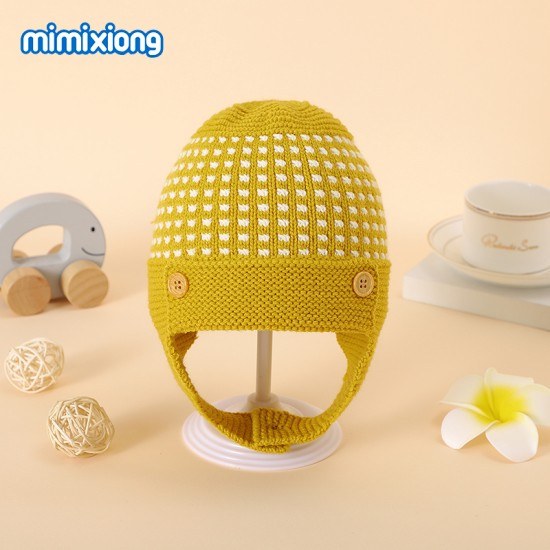 Mimixiong Baby Knitted Hats 82W759