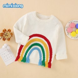 Mimixiong Baby Knitted Sweaters 82W772