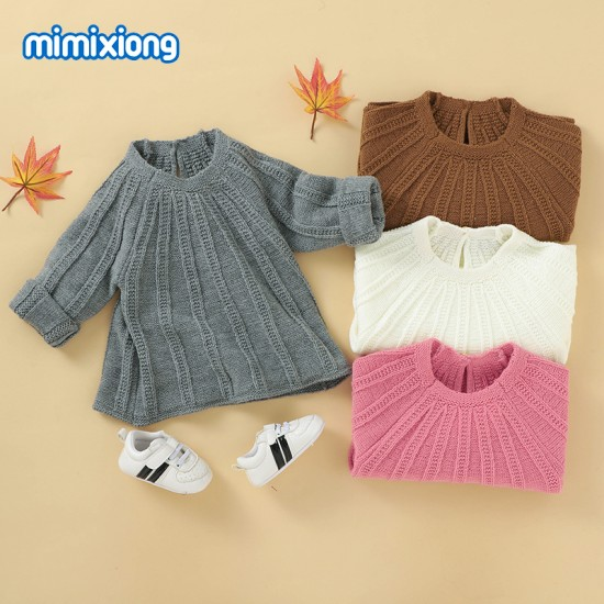 Mimixiong Baby Knitted Sweaters 82W830