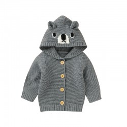 Mimixiong Baby Knitted Coats 82W852