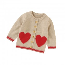 Mimixiong Baby Knitted Coats 82W858