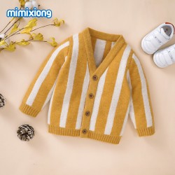 Mimixiong Baby Knitted Coats 82W883