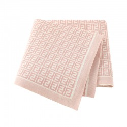 Mimixiong 100% Cotton Baby Knitted Blankets 82W892